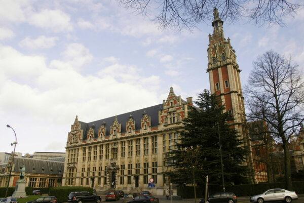 جامعة فريج بروكسل