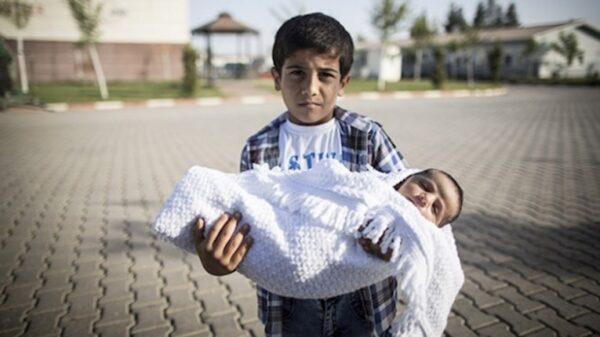 حقوق الطفل المولود في تركيا
