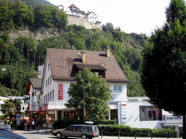 أهم الأماكن السياحية فى ليختنشتاين