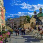 الحياة والعمل في بولندا