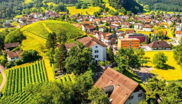 السياحة في ليختنشتاين