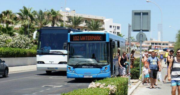المواصلات فى قبرص