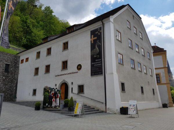 متحف ليخنتشاين الوطنى
