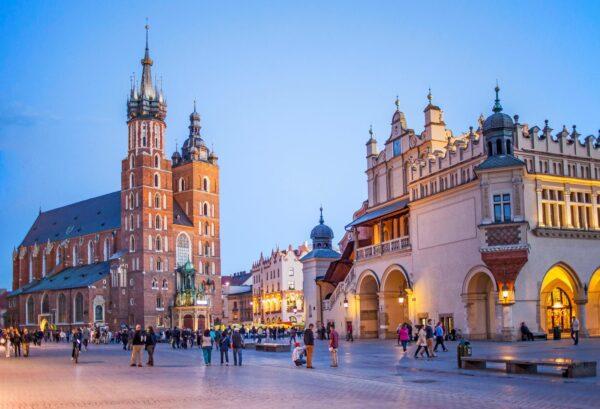 نمط الحياة فى بولندا