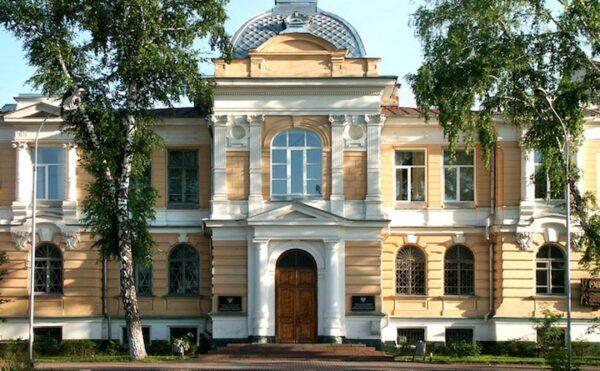 جامعة سيبيريا الطبية الحكومية