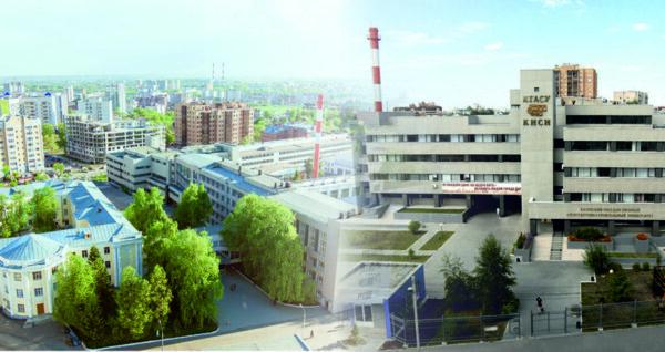 جامعة كازان للهندسة