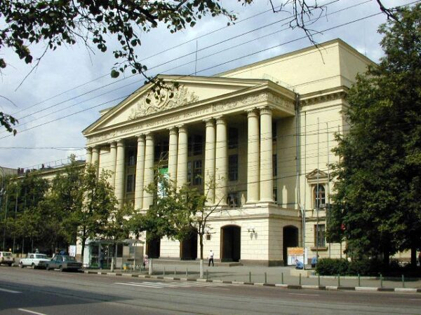 معهد موسكو للهندسة و الطاقة