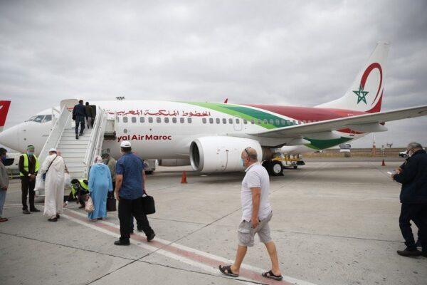 أهم خطوط الطيران المسافرة من لندن إلى الرباط