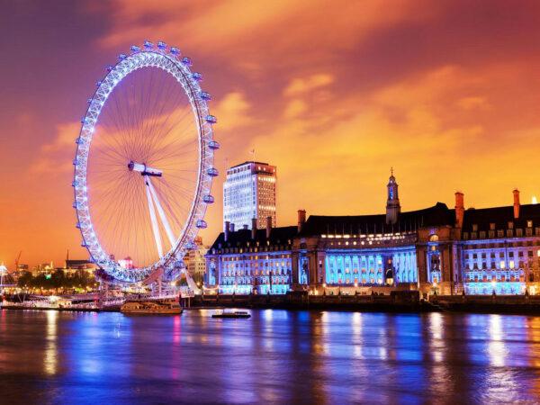 أهم معالم الجذب السياحى فى لندن
