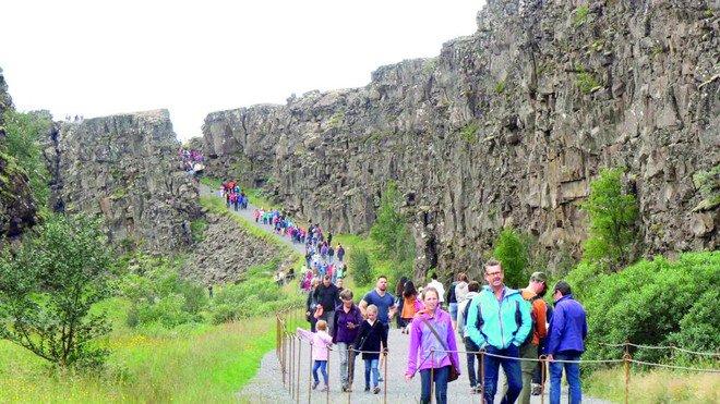 الحياة والعمل في ايسلندا