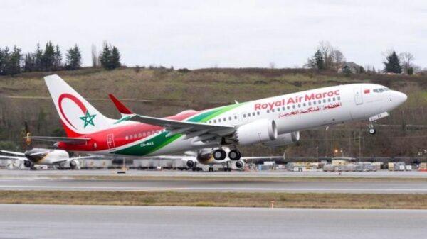 الرحلات الجوية من المغرب إلى إنجلترا