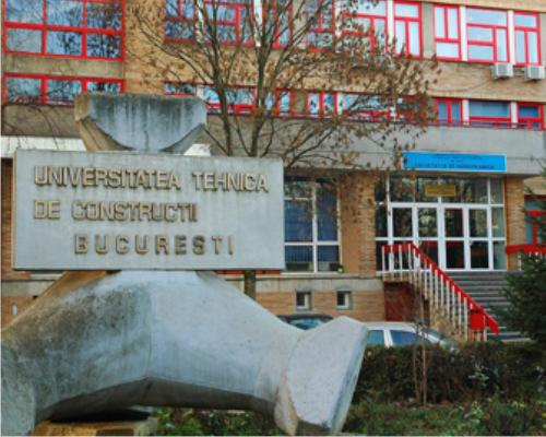 جامعة الهندسة المدنية بوخارست