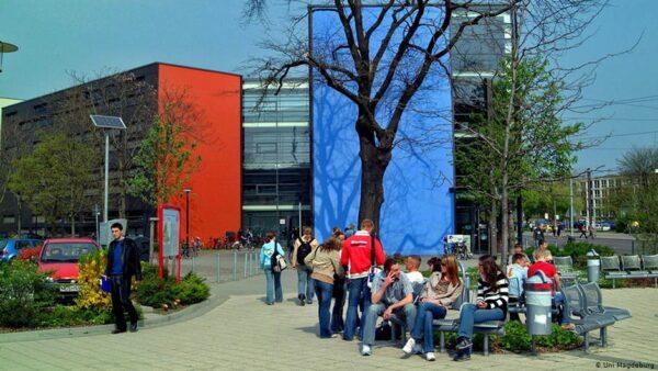 جامعة ماغديبورغ