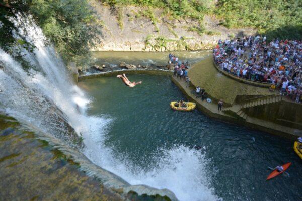 أهم الأنشطة التى يمكن القيام بها فى شلالات يايتسا البوسنة