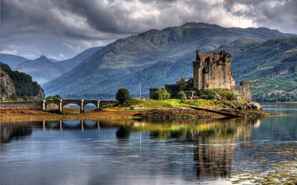 ابرز معالم اسكتلندا