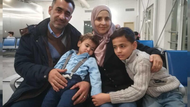 اللجوء الى ايرلندا للسوريين