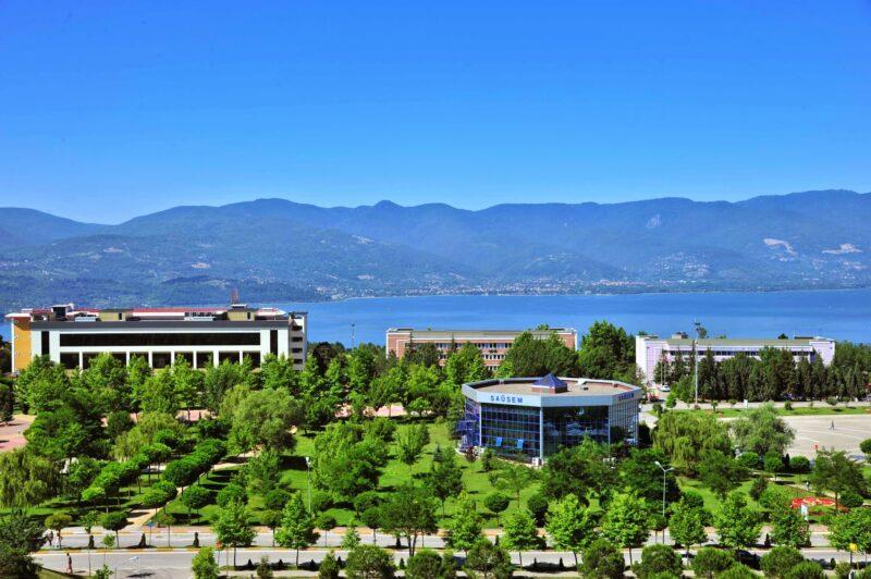 جامعة سكاريا للعلوم التطبيقية