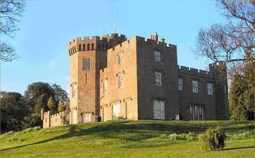 قلعة البلوش في اسكتلندا