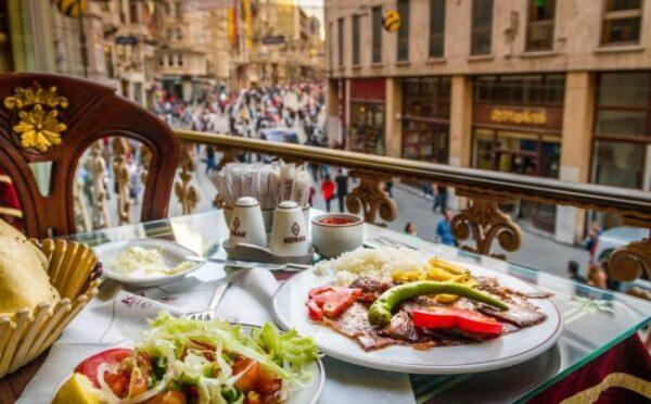 مطاعم اسطنبول الاسيوية