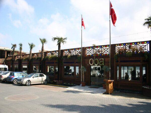 مطعم أوبا اسطنبول
