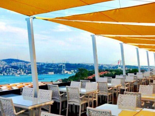 مطعم أولوس بارك اسطنبول