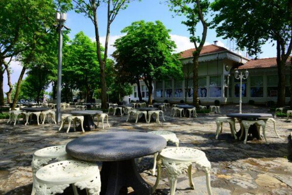 مطعم البلدية