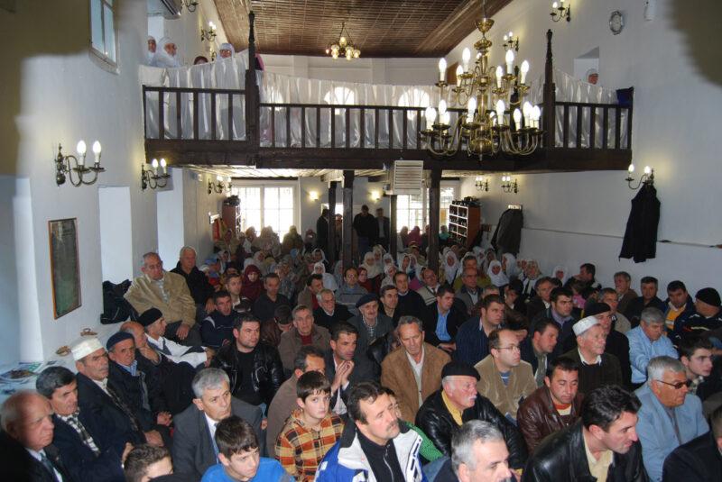 نسبة المسلمين في الجبل الأسود